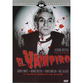 El Vampiro Alfredo Ripstein Pelicula Mexicana Dvd