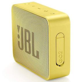Speaker Jbl Go 2 Resistente Á Água Original - Black Friday!