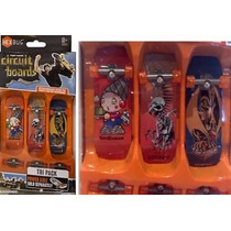 Tony Hawk 3 Skate De Dedo Pack Birdhouse Tipo Tech Deck
