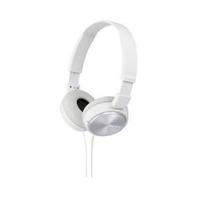 Fone De Ouvido Sony Headphone Mdr-zx310ap Branco
