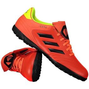 Chuteira adidas Copa Tango 18.4 Tf Society Vermelha por Futfanatics 7f2887cf93099