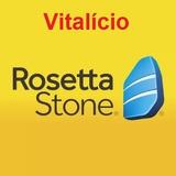Rosetta Stone Cursos Inglês Francês Espanhol Alemão Italiano