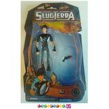 Bajoterra Slugterra - Eli Shane + Lanzadora!