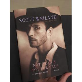 Livro Not Dead & Not For Sale - A Memoir - Scott Weiland