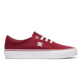 Tenis Dc Shoes Mujer Trase Tx J Skate Adjs300078-rdw