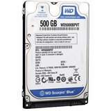 Disco Duro De 500 Gb 2.5 Sata Laptop Acer 5741