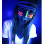 Luz Ultravioleta Led Uv Negra Sin Instalación, Fiesta Flúor