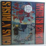 Guns N Roses 1987 Appetite For Destruction Lp Picture Disc