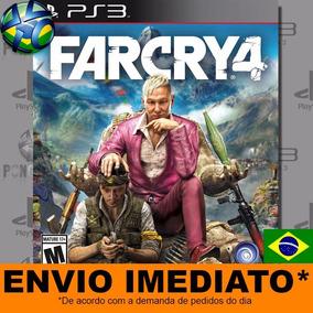 Far Cry 4 - Ps3 - Código Psn - Pré Venda - Promoção !!