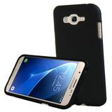 Funda Para Samsung Galaxy J7 Original At&t Negro Tpu