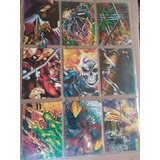 9 Tarjetas Spider Man 2 30th Anniversary Marvel Pepsicards
