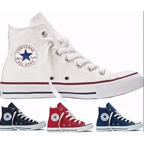 Tênis All Star Converse Ct As Core Hi 2- Cano Alto Médio