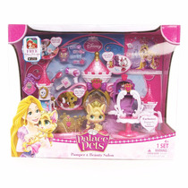 Salon Centro De Belleza Palace Pets Disney Princesas Tv