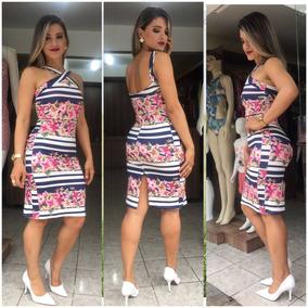 Vestido Tubinho, Sarja Moda 2017