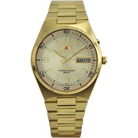 Relógio Orient Serie Ouro Crystal 21 - Automatico Original