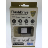 Flash Drive Dual Storage For Ios Androit & Pc 64gb