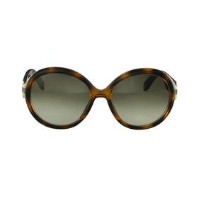 Óculos De Sol Salvatore Ferragamo Fashion Marrom