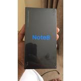 Samsum Galaxy Note 8 Libre De Fabrica Caja Sellada