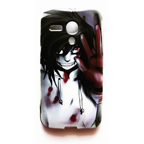 Funda Para Celular De Jeff The Killer