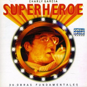 Charly García. Superhéroe 30 Obras Fundamentales, 2 Cds.