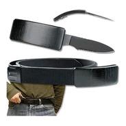 Cinturón Táctico Con Cuchillo Oculto Defensa Personal