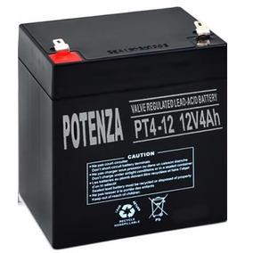 Bateria 12v 4ah Alarmas Lampara Ups, Cerco Electrico Tienda