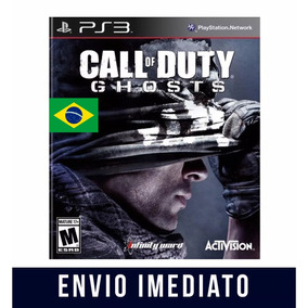 Call Of Duty Ghosts Ps3 Psn Envio Rápido