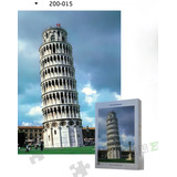 Puzzle Pisa Leaning Tower, Italy / 2000pcs