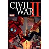 Civil War Ii - One Shot / Ovni Press - Marvel