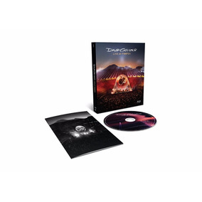 Blu Ray David Gilmour Live At Pompeii - Pront Ent
