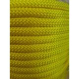 Corda K2 Semi-estática Amarelo Neon 11,5mm (valor Por Metro)