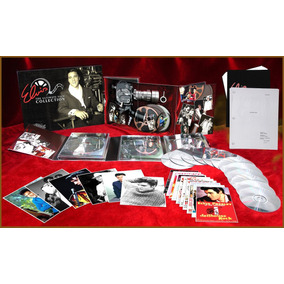 Elvis Collection Tevecompras Dvds + Material Elvis Presley