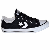 Zapatillas Converse Star Player Ev Black Ox Core C138433b