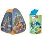 Barraca Infantil + Cesto Organizador Brinquedos Toy Story