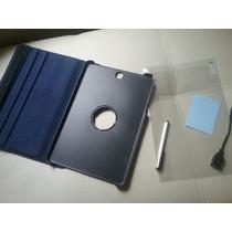 Protector Giratorio Piel 360° 11 Colores Galaxy Tab 4 10.1