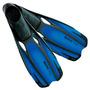 Aleta De Buceo Natacion Marca Mares Color Azul