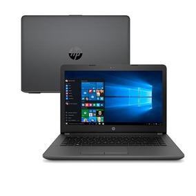 Notebook Hp I3-6006u 4gh + 500hd + Frete Grátis 2ne31la#ac4