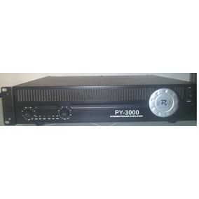 Amplificador De Poder Py 3000 Pivy Plus