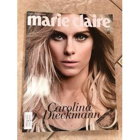 Revista Marie Claire 248 Carolina Dieckmann Ano 2011