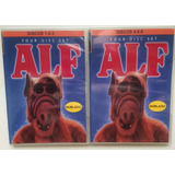 Dvd Box Alf - Temporada 1 Digital Completa