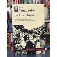 Padres E Hijos - Iván Turgueniev - Emu