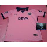 Camiseta Boca Rosa Del 2014 Tenemos Talles Dama/niña/hombre!