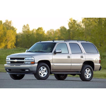 Manual Taller Chevrolet Grand Blazer Tahoe 2000-2006 Pdf