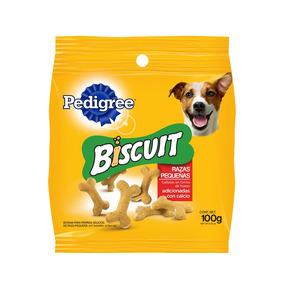Pedigree Biscuit Galleta Botana 100gr Raza Pequeña Premios