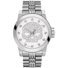 Reloj Harley Davidson Willie 76l176 Tienda Oficial Bulova