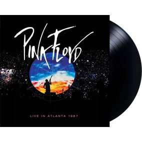 Lp Vinil Pink Floyd Live In Atlanta 1987 Novo Lacrado 180g