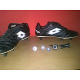 Botines Para Rugby Lotto T40