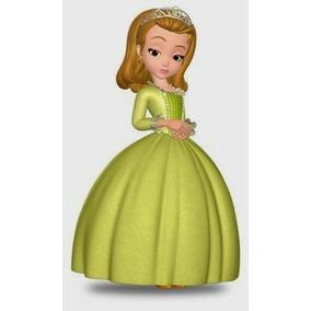 Disfraz De La Princesa Amber (hermana De Sofia)