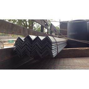 Angulo 2x2 X4mm Hierro (50x50) Por 6 Metros De Largo