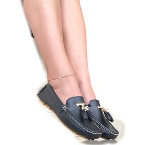 Zapatillas Mocasines Calzado Para Damas 35/40